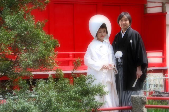 青森市 スナップ 写真 撮影 神前結婚式 廣田神社