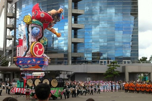 日本の祭りinあおもり2011 お山参詣 岩木山観光協会