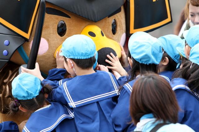 弘前城築城400年祭 キャラクター たか丸くん