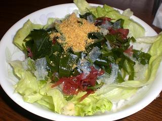 粉末サラダ
