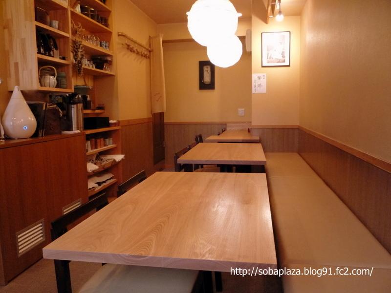 12.本郷 蕎麦切 森の (3)
