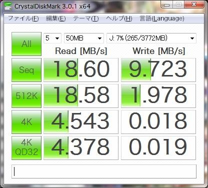 TOSHIBA microSD 4GB Class4 CO4G