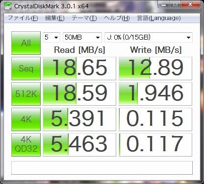 TOSHIBA SDHC 16GB Class10 SD-T16GR6WA2