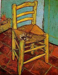■Vincents Chair with His Pipe Vincent van Gogh