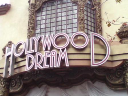 ハリウッド・ドリーム・ザ・ライド MOVIEへGO!