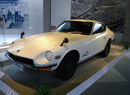トヨタ博物館のZ432