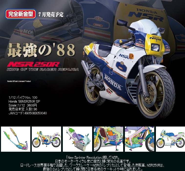 NSR250 88