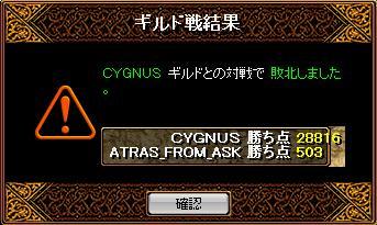 vs CYGNUS2