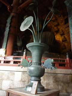 巨大な花瓶~