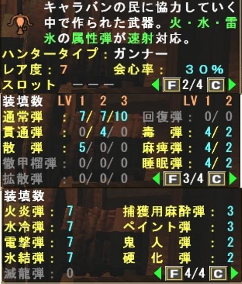 キャラバンガンⅢ性能-1