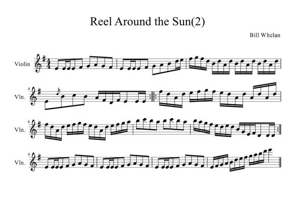 Reel Around the Sun(2).mscz-1