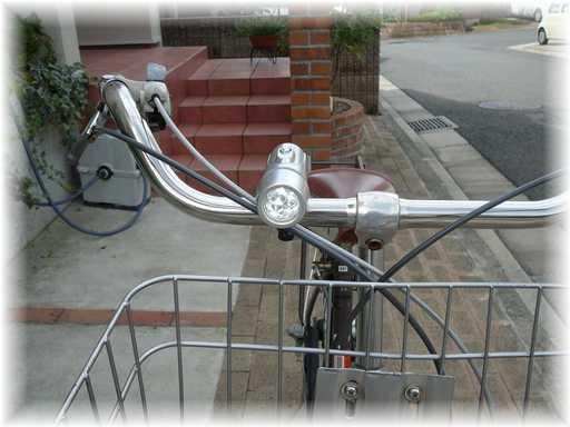 20110918自転車ランプ修理3