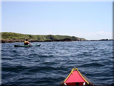 P602城ヶ島南岸