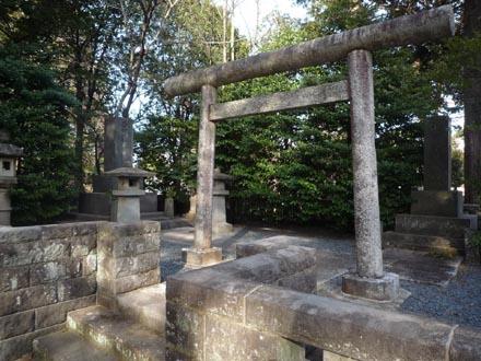 西園寺公望の墓