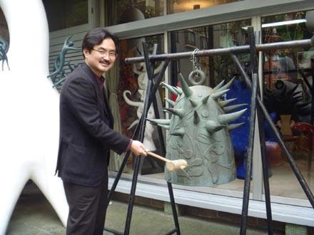 岡本太郎記念館⑨