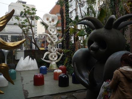 岡本太郎記念館⑬