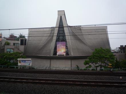 淀橋教会①