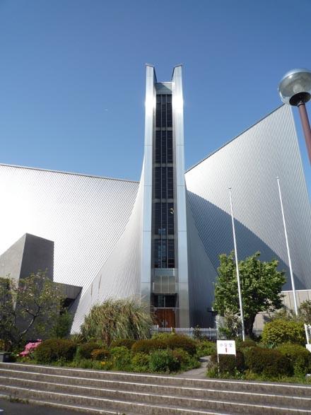 東京カテドラル聖マリア大聖堂③