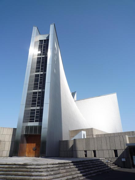 東京カテドラル聖マリア大聖堂④