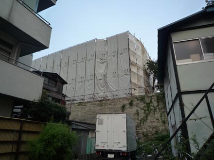 本郷館解体③