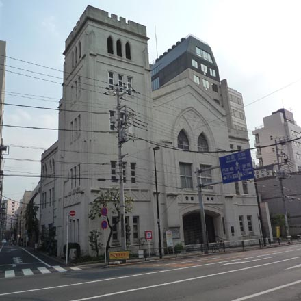 日本キリスト教団本郷協会①