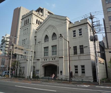 日本キリスト教団本郷教会②