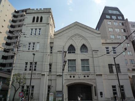 日本キリスト教団本郷教会③