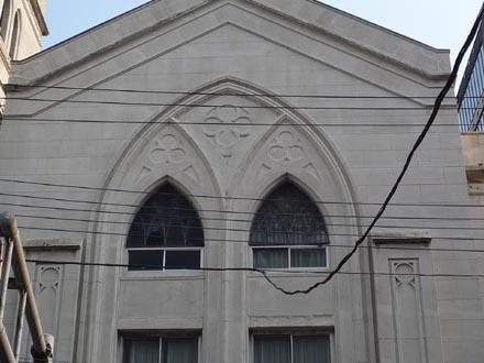 日本キリスト教団本郷教会④