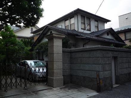 白山1 sugishita邸