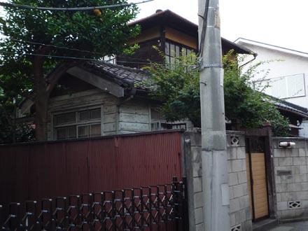 白山1 ichikiawa邸①