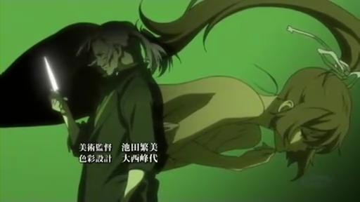 戦う司書 The Book of Bantorra 第06話 「雷と怪物と殴る少女」.flv_000129462