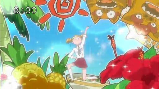 フレッシュプリキュア! 第39話 「ケンカは禁止?沖縄修学旅行!!」.flv_000023456