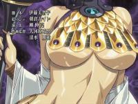 クイーンズブレイド 王座を継ぐ者 第08話 「慙悸!戦いの天使」.flv_001380128