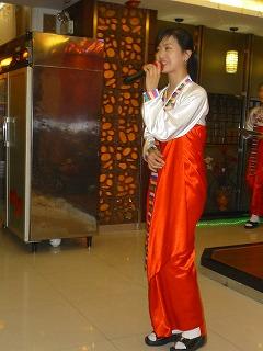 北朝鮮女性