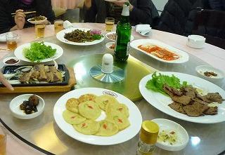 北朝鮮焼肉