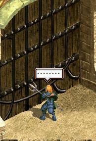 門あかない
