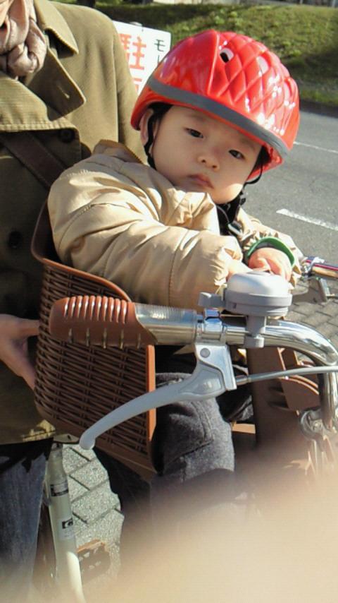 Sちゃん自転車