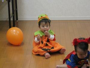 かぼちゃY