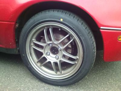 交換タイヤ2