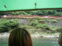 トロッコ列車3