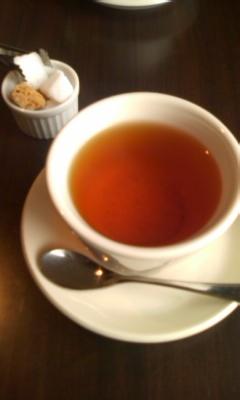 キャラメルティー@Tsubaki CAFE