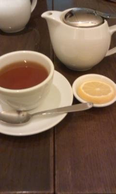 オリジナルティー@Berry cafe