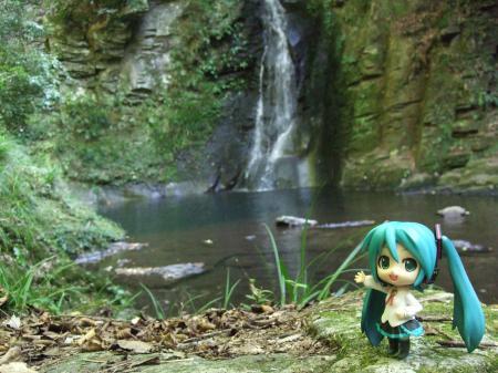 11琵琶滝