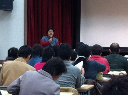 下村恵美子先生