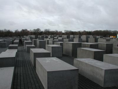 ホロコースト追悼碑2