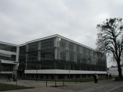 バウハウス校舎7