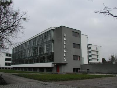 バウハウス校舎1