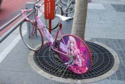 痛自転車縮小版