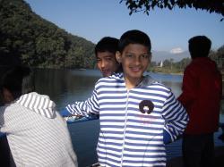 ネパール子供