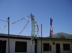 ネパール難民キャンプ